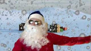 Midnight Santa ! - (TLC Red Light Special Spoof) Funny Christmas Song 2012