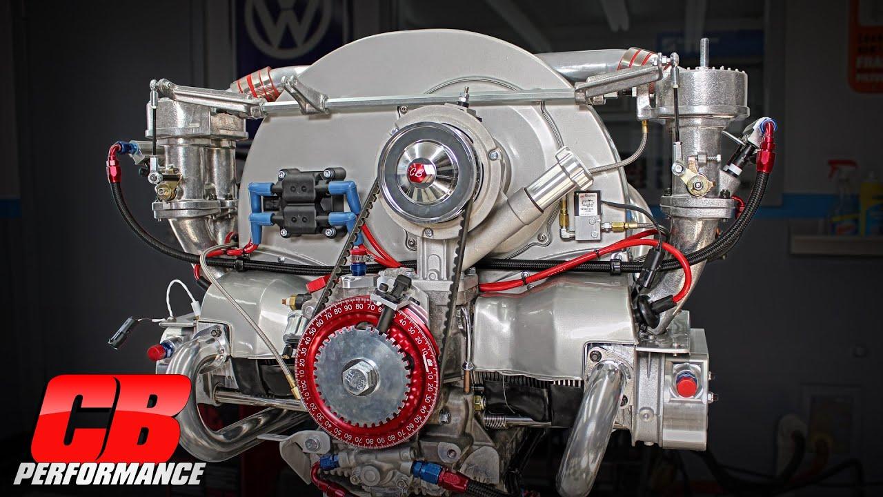 Cb Performance 2276cc Turbo Efi Engine Made 305hp Youtube