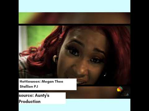 HottieWeen: Megan Thee Stallion P.I - Episodes 1-3 (Vertical Video) - @baabmedia