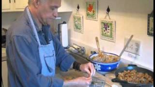 Cooking with Oswald Rivera: Pasteles Part 2