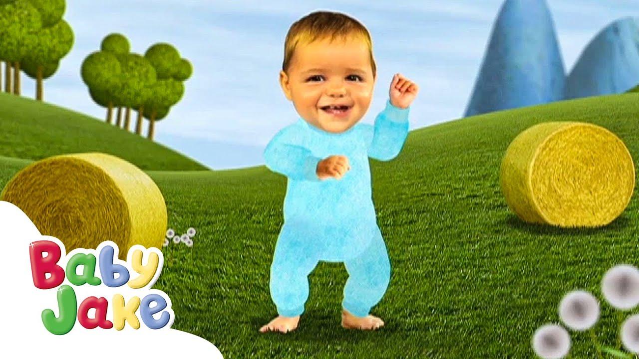 Baby Jake - Yacki Yacki Yoggi Songs! 🎵 | Full Episodes | Cartoons for Kids
