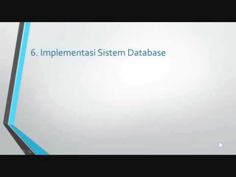 Perancangan Basis Data Engineering Work Order