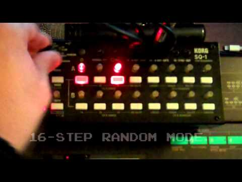 Synthesizers.com Drum Programming (w Korg SQ-1)