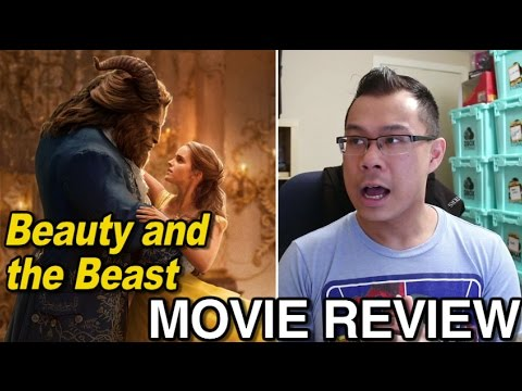 Beauty and the Beast  (2017 Live Action) film review by Ragin Ronin