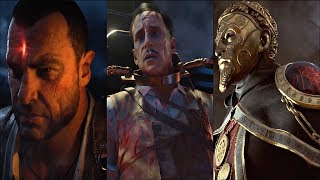 Black Ops 4 Zombies - All Easter Egg ENDING Cutscenes Titanic, IX, Blood of The Dead