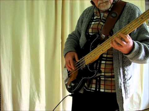 I'll Be There For You (The Rembrandts) bassline.wmv