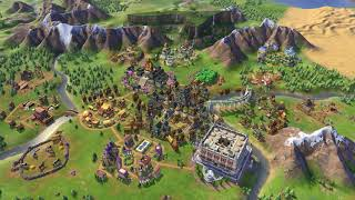 Video Civilization VI News - Rise and Fall Breakdown; Eras, Golden Ages, Loyalty, Governors, and more! download MP3, 3GP, MP4, WEBM, AVI, FLV Januari 2018