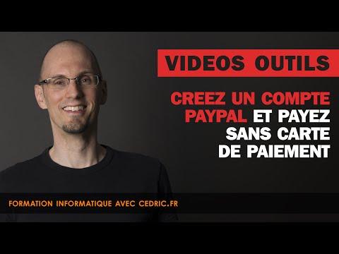 Creer un compte Paypal et payez sans carte bancaire - LVO#027 - [Francais-2016]