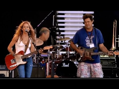 (1080p) Sheryl Crow, Vince Gill, and Albert Lee - If It Makes You Happy