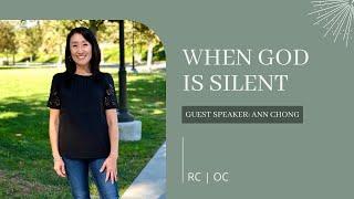 When God is Silent   Revival Church OC   10.10.21