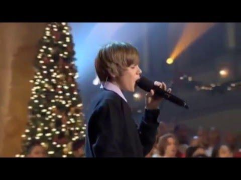 Justin Bieber - Someday at Christmas