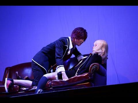 セクシーすぎる吸血シーン!舞台『DIABOLIK LOVERS』公開ゲネプロをチラっと見せ