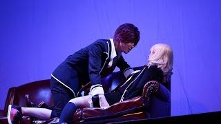 セクシーすぎる吸血シーン!舞台『DIABOLIK LOVERS』公開ゲネプロをチラっと見せ thumbnail