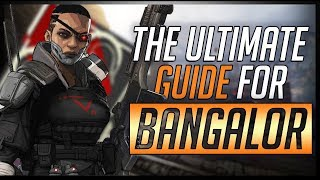 Apex Legends Bangalore - How to Play Her In Season 2's RANKED Mode (Mastering Series Guide)