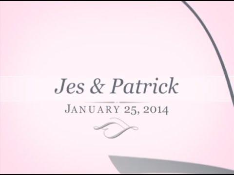 Jes Patrick Growing Up Wedding Slideshow Youtube