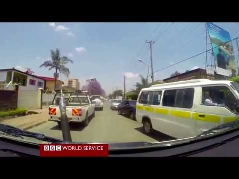 The challenges of being an EMT in Kenya