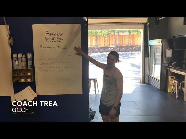 Grey Coast CrossFit - Spartan Race Prep with Coach Trea Week 1