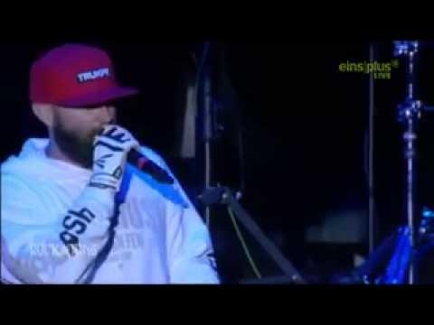 Limp Bizkit - Medley Covers Metallica, Pearl Jam, Nirvana (Live at Rock Am Ring 2013) / HD
