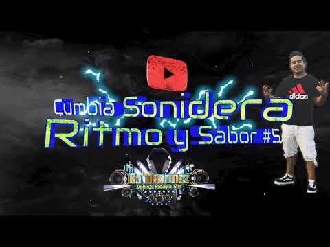 Cumbia Sonidera Mix 2019 #5 Puro Ritmo Y Sabor