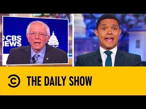 Bernie Comes Under Fire At Tenth Democratic Debate | The Daily Show With Trevor Noah