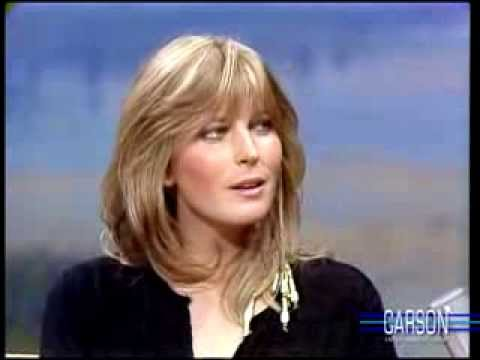"Bo Derek on ""10"" Movie & Filming Nude Scenes: Johnny Carson's Tonight Show, 1979"