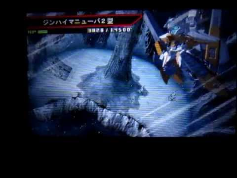 SD Gundam G Generation 3D 世界の終わる時 Mission Area X route
