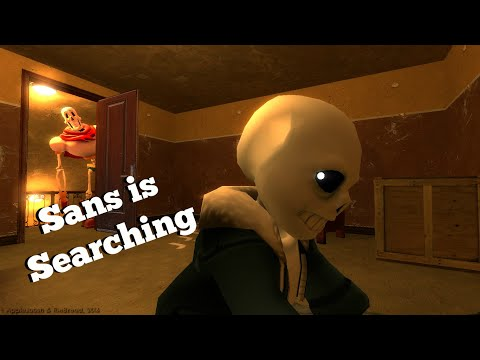 Sans is Searching