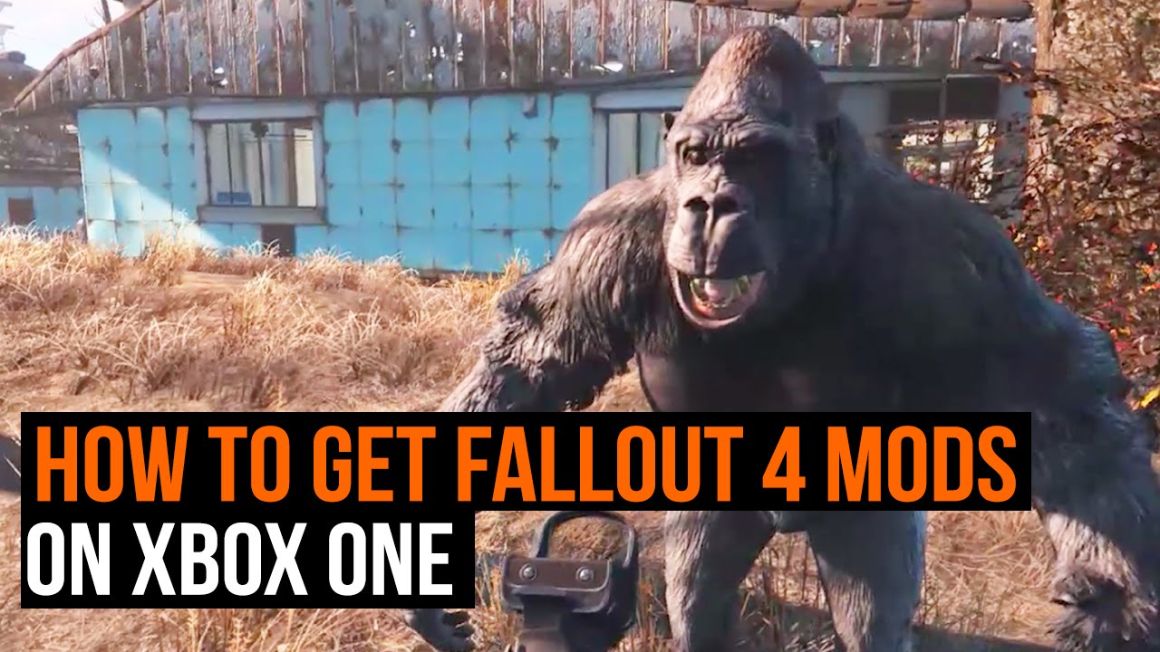 How to get Fallout 4 mods on PS4 and Xbox One | GamesRadar+
