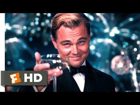 The Great Gatsby (2013) - The Mysterious Mr. Gatsby Scene (2/10) | Movieclips