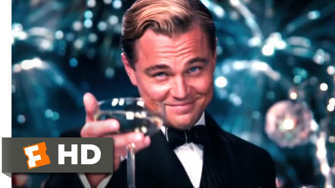 Download The Great Gatsby (2013) - The Mysterious Mr. Gatsby Scene (2/10) | Movieclips