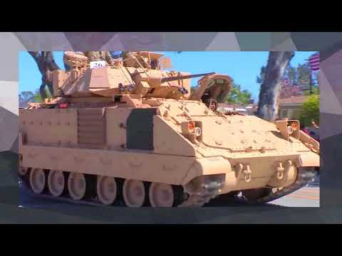 Torrance CitiCABLE   Armed Forces Day Parade 2017  Full Military Assets Segment 720p