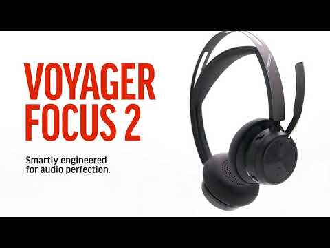 Introducing the Poly Voyager Focus 2 - 15 sec
