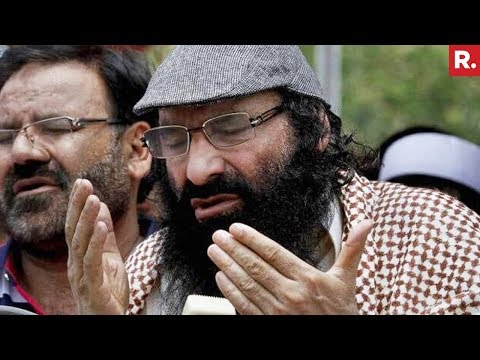 Terrorist Syed Salahuddin's Son Arrested After NIA Questioning