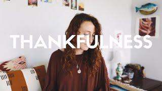 Thankfulness | Emma Davis
