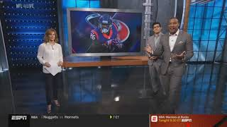 Colts (6-6) at Texans (9-3) - Sunday, 1 ET   NFL Live