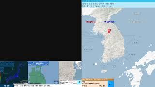 [지진관측 진도0] 북한 함경북도 길주 북북서쪽 41k…