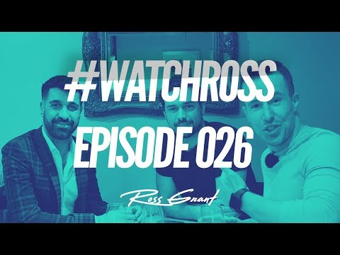 HOW TO ENJOY THE JOURNEY TO SUCCESS!   #WatchRoss 026   WATCH ROSS