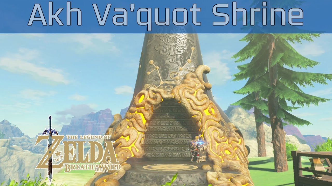 The Legend Of Zelda Breath Of The Wild Akh Va Quot Shrine Walkthrough Hd 1080p Youtube Many of the turbines are tied to orange switches. the legend of zelda breath of the wild akh va quot shrine walkthrough hd 1080p