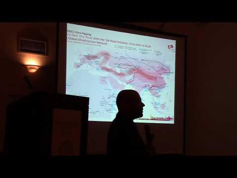 MIRROR: Russian Strategies Geopolitical and GeoEconomic with Nikolas K Gvosdev Part II
