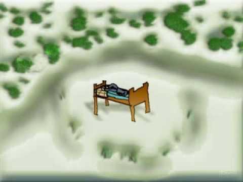 La cama m gica youtube - Dibujos para cabeceros de cama ...