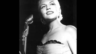 Peggy Lee - Winter Weather 1941 Benny Goodman Orchestra