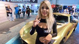 SEMA Auto Show Highlights - Vegas