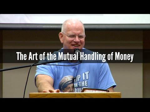 The Art of the Mutual Handling of Money