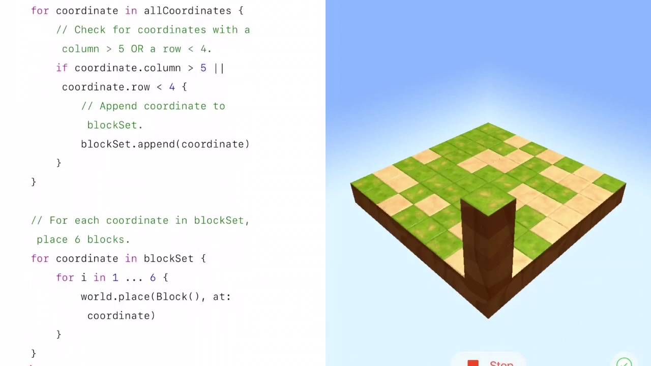 Appending to an Array - Swift Playgrounds
