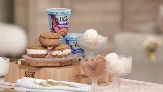 Tasty's New Ice Cream Flavors! - Pickler & Ben