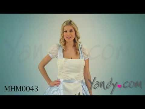 Lovely Alice In Wonderland Costume