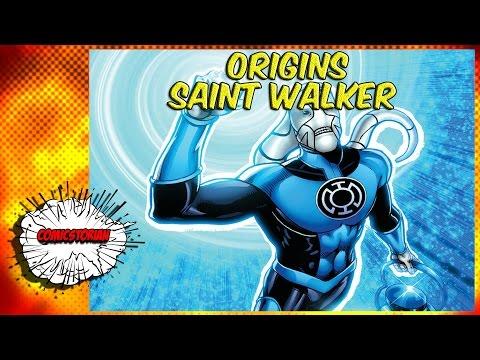 Saint Walker (Blue Lantern) Origins | Comicstorian from YouTube · Duration:  5 minutes 1 seconds