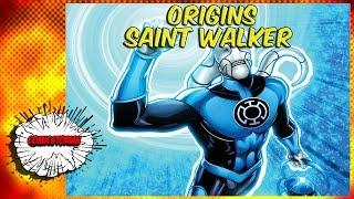 Saint Walker Blue Lantern Origins
