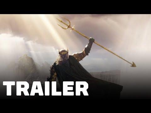 Aquaman Teaser Trailer (2018) Jason Momoa, Nicole Kidman