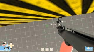 TF2 jump tutorial(rus) vol 1: Простой прыжок на одной ракете